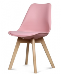 Chaise Scandi | Rose