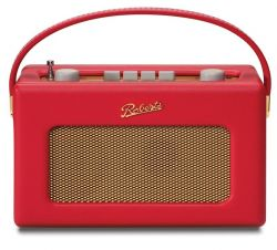 Revival radio Analogue Red