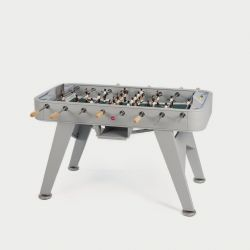 RS#2 Football Table | Silver