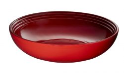 Serving Bowl 32 cm | Cherry Red