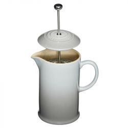 Coffee Pot with Press | 0.8 L | 22 cm | Mist Grey