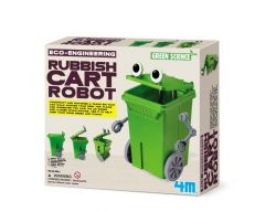 DIY Kit Make Your Own Rubbish Cart Robot