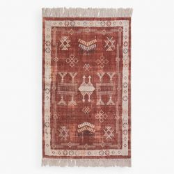 Teppich Tanger 60x90 | Terracotta