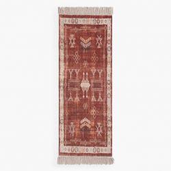 Teppich Tanger 60x190 | Terracotta