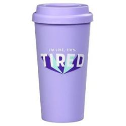 Mug de Voyage | 110% Tired
