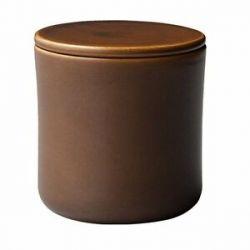 Kaffeebohnenkanne | Braun