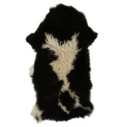Unique Sheepskin | Black & White