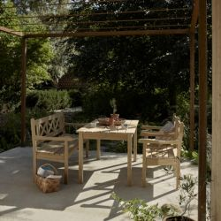 Outdoor Dining Set Skagen