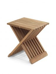 Hocker Fionia | Teak