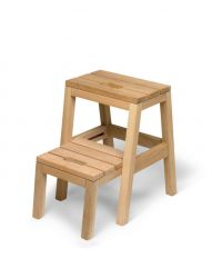 Stepladder Dania | Oak