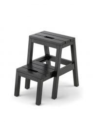 Stepladder Dania | Black Oak