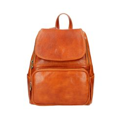 Unisex Backpack Zeffy | Cognac