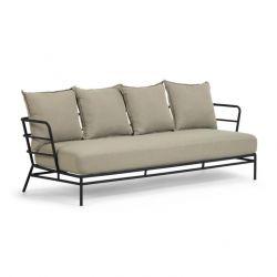 MARELUZ Sofa | 3-Sitzer