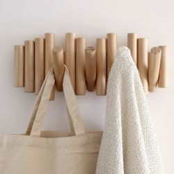 Portemanteau Picket | Naturelle