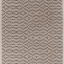 Teppich Kalana | Beige