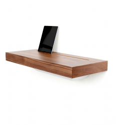 Stage Interactive Shelf | Walnut