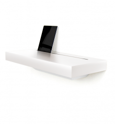 Stage Interactive Shelf | White