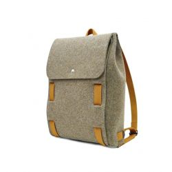 Backpack Brown 15"