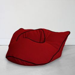 Floor Cushion Barnabé | Red