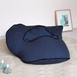 Floor Cushion Barnabé | Dark Blue