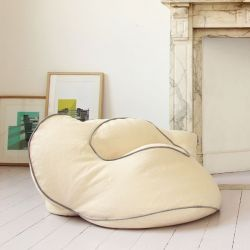 Floor Cushion Barnabé | Off White