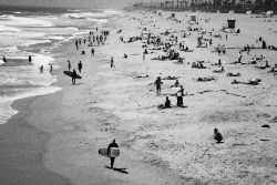 "Art Photograph ""Santa Monica"""