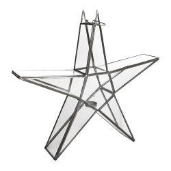 Stehender Stern Sanwi | Silber