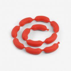 Dreifußwurst | Rot