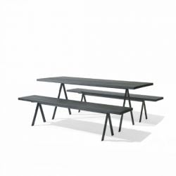 Saw Table and Benches