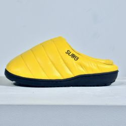 Winter Sandals | Yellow