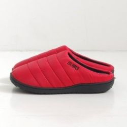 Winter Sandals | Red