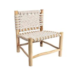 Chair Organic Cross | Natural