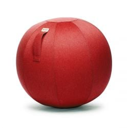 Sitting Ball VLUV LEIV | Ruby Red