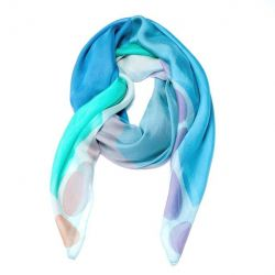 "Scarf ""Egg Blue"""