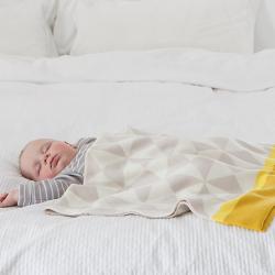 Blanket | Ochre/Lemon/Beige