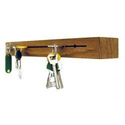 Key Holder Key Block | Oak