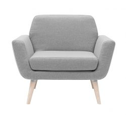 Scope Chair- Felt Light Grey