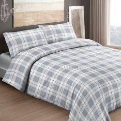 Bettbezug Scozee | Grau