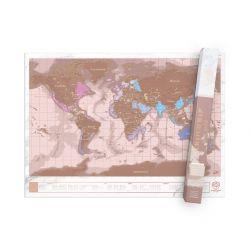 Rubbelkarte - Rose Gold Including POS