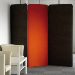 Buzziscreen 3 panels