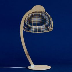 Bulbing Lamp #Dome