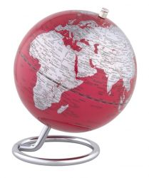 Mini Globus Galilei  | Rot