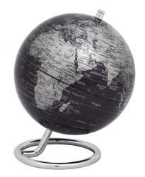 Mini Globus Galilei | Schwarz