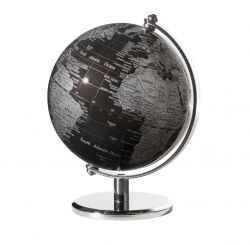 Mini Globus Gagarin | Schwarz