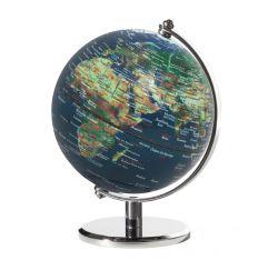Mini Globus Gagarin Physical No 2 | Blau