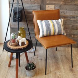 Chair Floke | Cognac