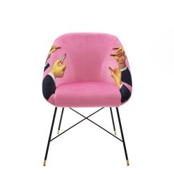 Padded Chair | Lipstick