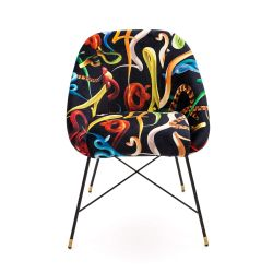 Padded Chair | Snakes
