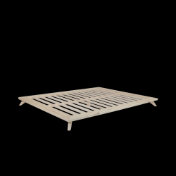 Bed Frame Senza | Naturel