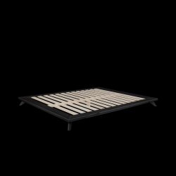 Bed Frame Senza | Black
